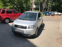 Audi A2, 2000 г., Томск