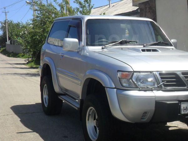 Nissan Safari, 1998 год, 795 000 руб.