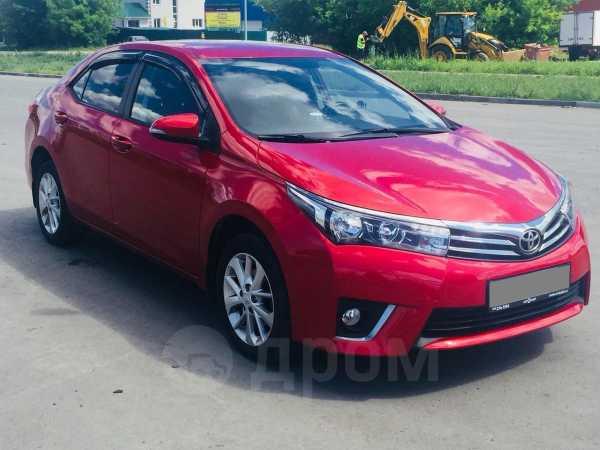 Toyota Corolla, 2015 год, 888 000 руб.