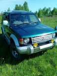Mitsubishi Pajero, 1991 год, 210 000 руб.