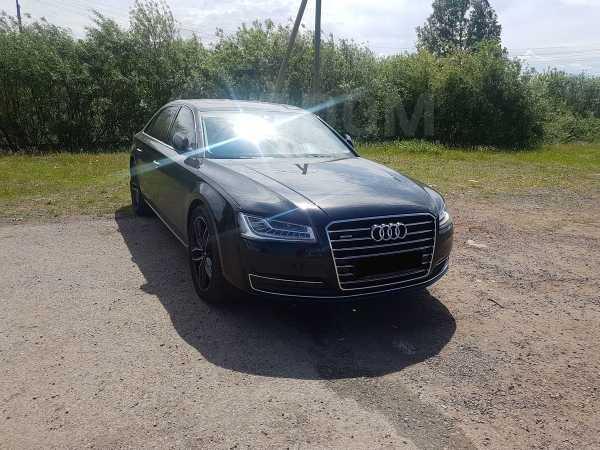 Audi A8, 2015 год, 2 000 000 руб.