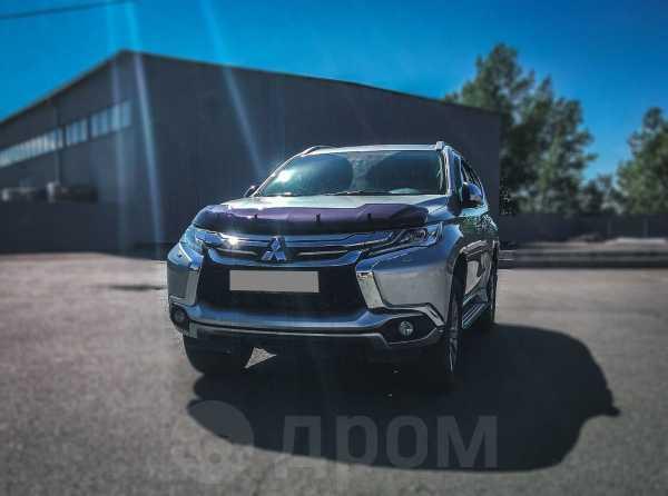 Mitsubishi Pajero Sport, 2017 год, 2 099 000 руб.