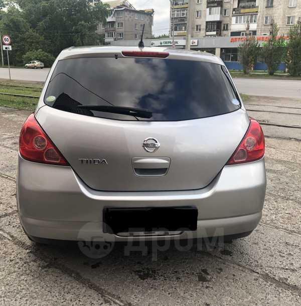 Nissan Tiida, 2005 год, 365 000 руб.