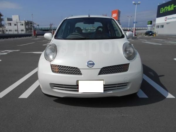 Nissan March, 2003 год, 166 000 руб.