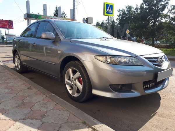 Mazda Mazda6, 2004 год, 312 000 руб.
