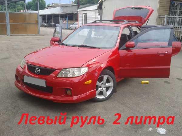 Mazda Protege5, 2002 год, 225 000 руб.