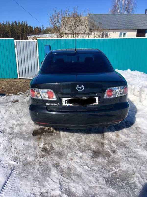 Mazda Mazda6, 2005 год, 330 000 руб.
