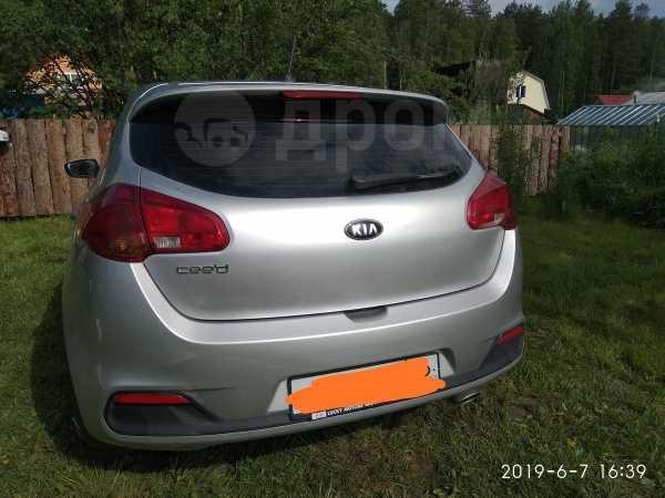 Kia Ceed, 2012 год, 680 000 руб.