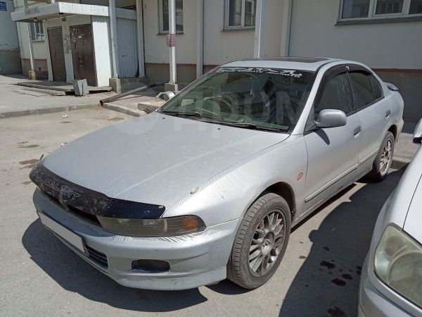 Mitsubishi Galant, 1998 год, 140 000 руб.