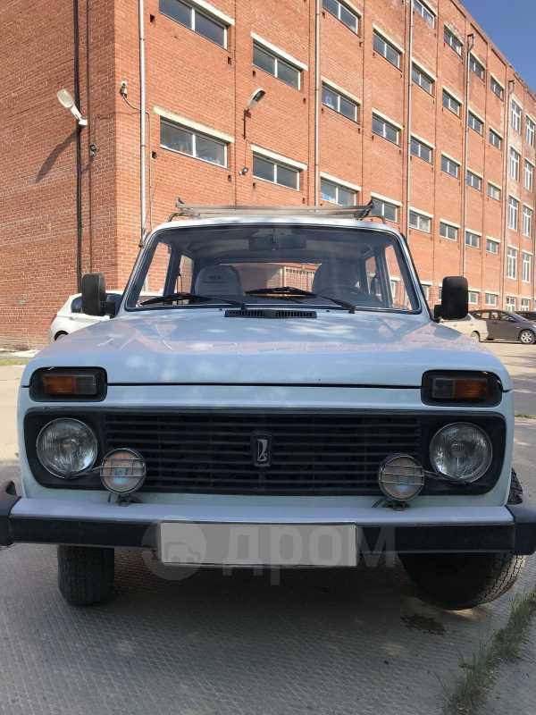 Лада 4x4 2121 Нива, 2003 год, 200 000 руб.