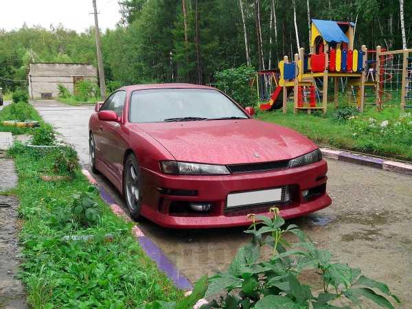 Nissan Silvia, 1996 год, 850 000 руб.