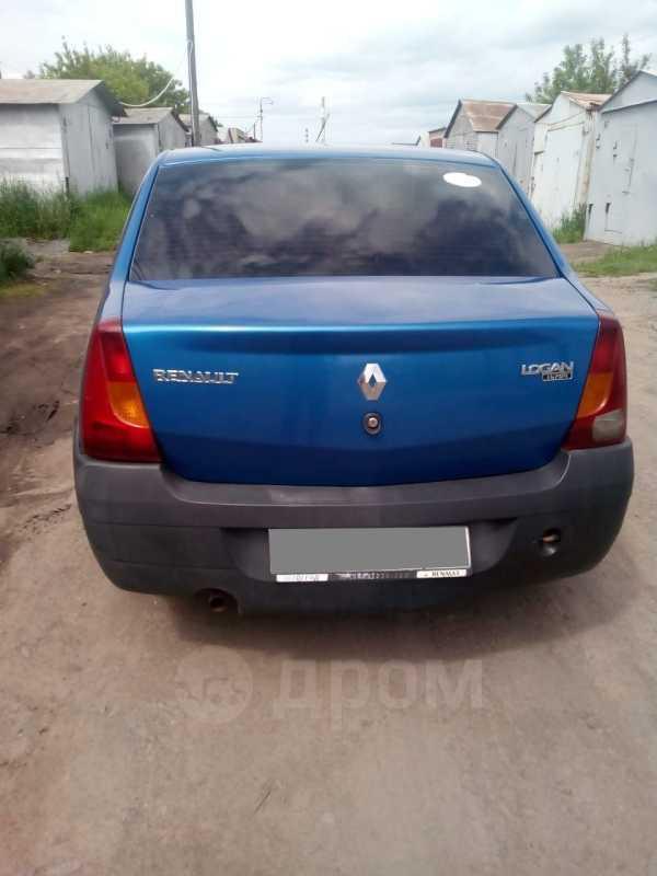 Renault Logan, 2008 год, 115 000 руб.