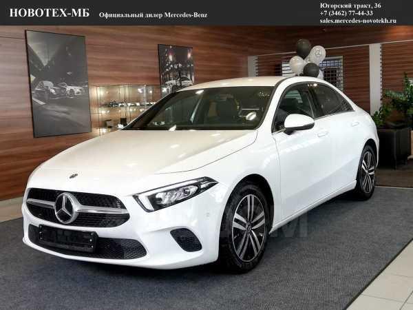 Mercedes-Benz A-Class, 2019 год, 2 209 778 руб.