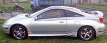 Toyota Celica, 2001 год, 330 000 руб.
