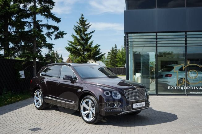 Bentley Bentayga, 2018 год, 14 325 000 руб.