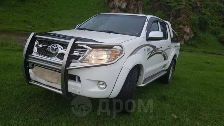 Toyota Hilux Pick Up, 2008 год, 1 350 000 руб.