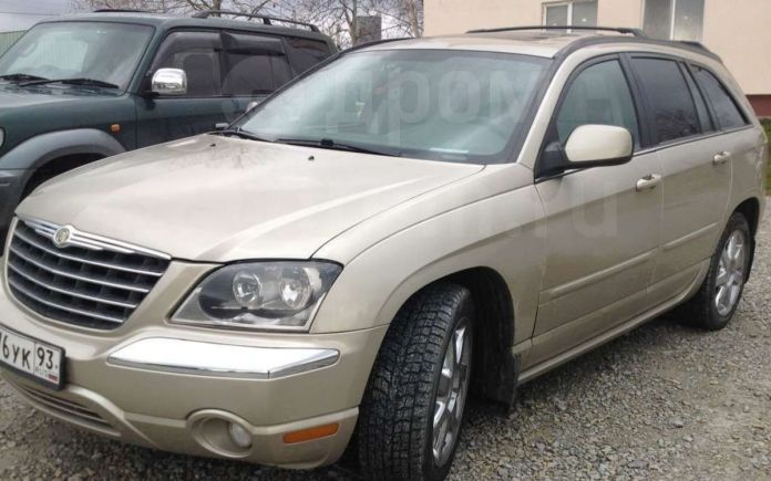 Chrysler Pacifica, 2007 год, 750 000 руб.