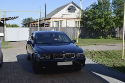 Саранск BMW 7-Series 2004