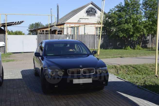 BMW 7-Series, 2004 год, 525 000 руб.