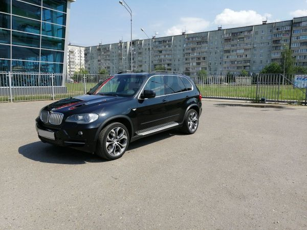 BMW X5, 2008 год, 1 270 000 руб.
