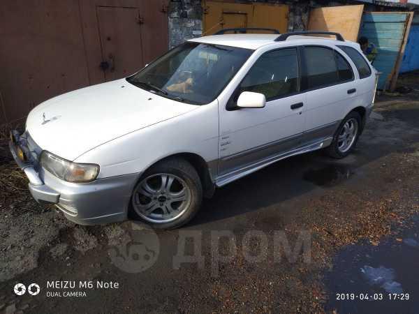 Nissan Lucino, 1999 год, 150 000 руб.