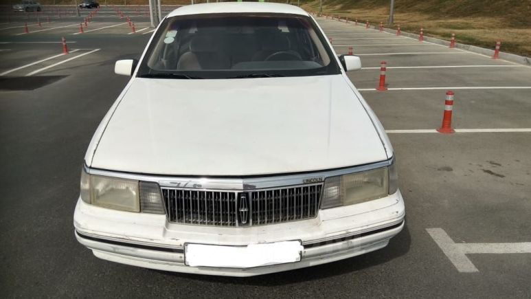Lincoln Continental, 1990 год, 200 000 руб.