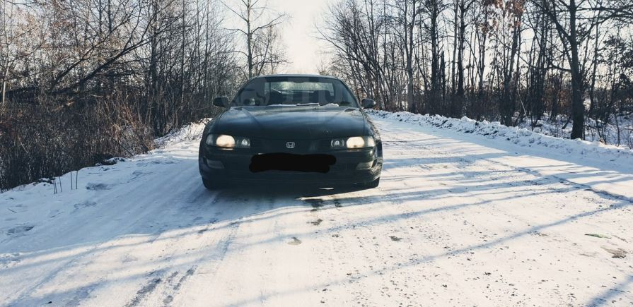 Honda Prelude, 1991 год, 155 000 руб.