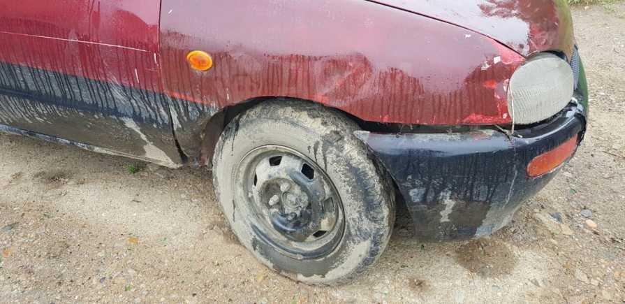 Mazda Autozam Revue, 1991 год, 30 000 руб.