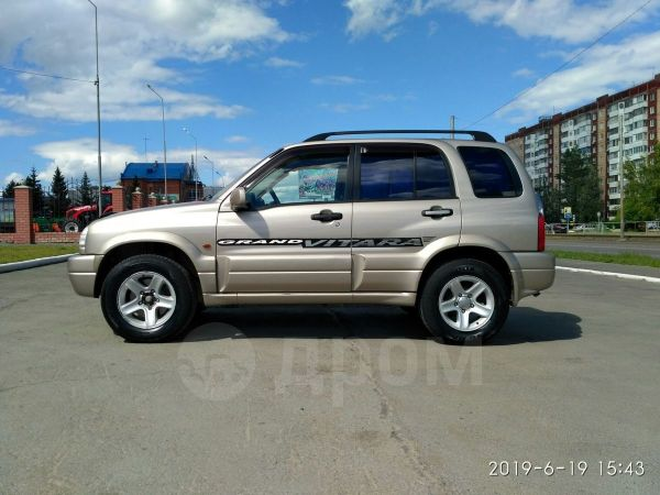 Suzuki Grand Vitara, 2003 год, 348 000 руб.