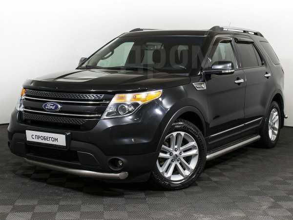 Ford Explorer, 2012 год, 953 000 руб.