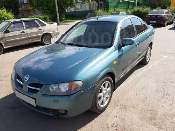 Nissan Almera, 2003 год, 204 999 руб.