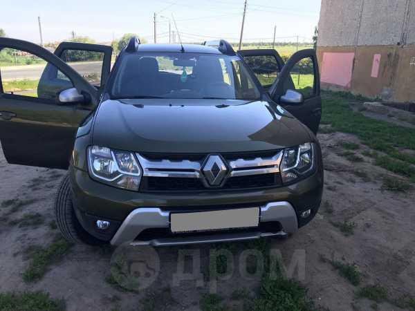 Renault Duster, 2017 год, 880 000 руб.