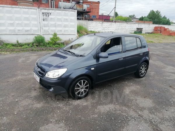 Hyundai Getz, 2008 год, 329 000 руб.