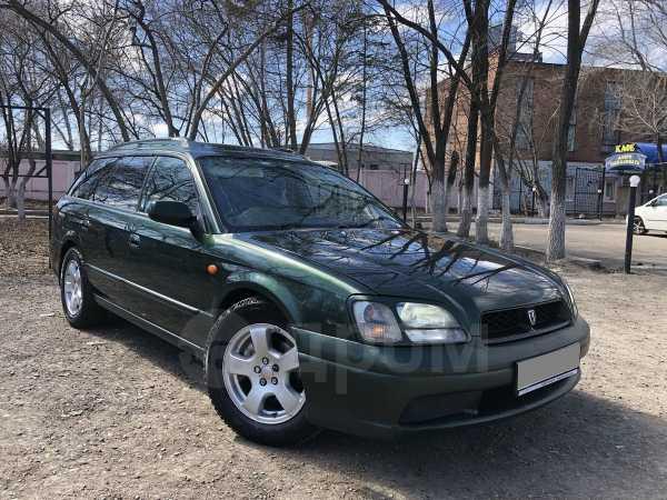 Subaru Legacy, 2001 год, 210 000 руб.