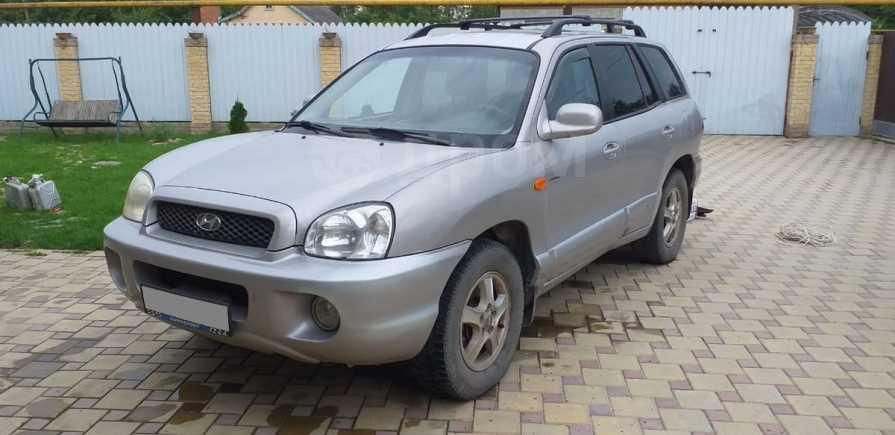 Hyundai Santa Fe Classic, 2004 год, 365 000 руб.