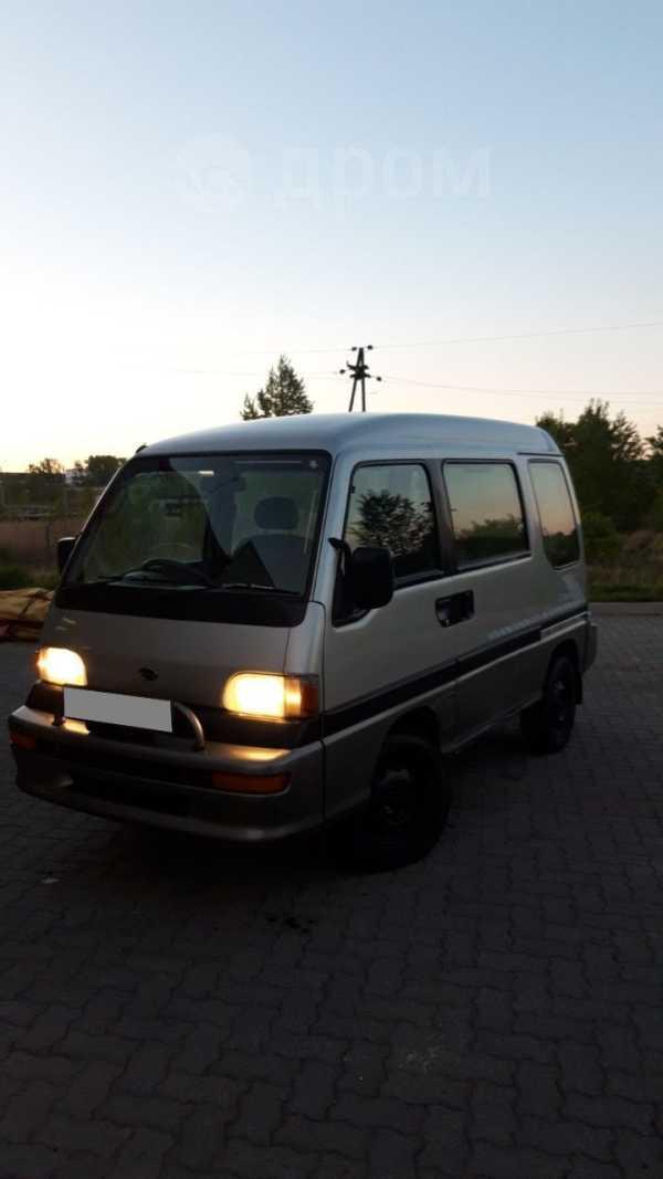 Subaru Domingo, 1998 год, 130 000 руб.