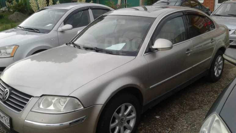 Volkswagen Passat, 2004 год, 248 000 руб.
