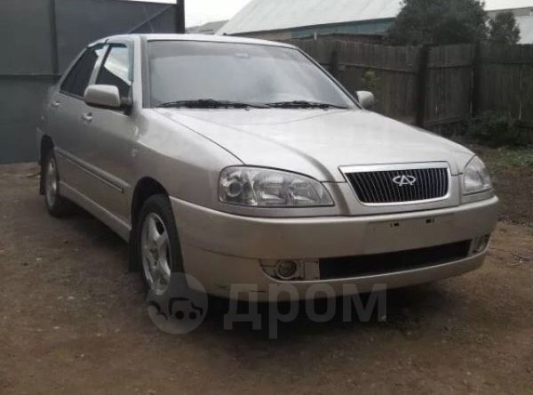 Chery Amulet A15, 2007 год, 50 000 руб.