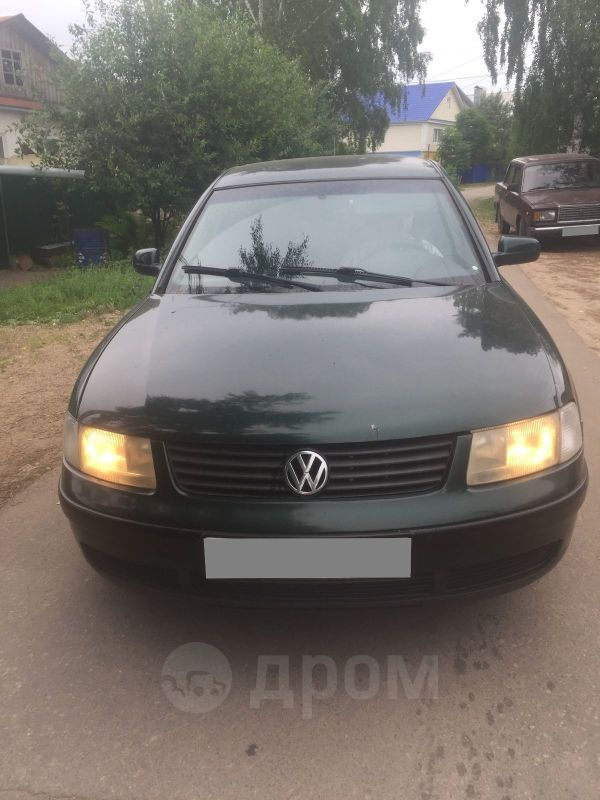 Volkswagen Passat, 1997 год, 148 000 руб.