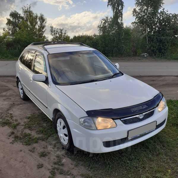 Mazda Familia S-Wagon, 1998 год, 167 000 руб.