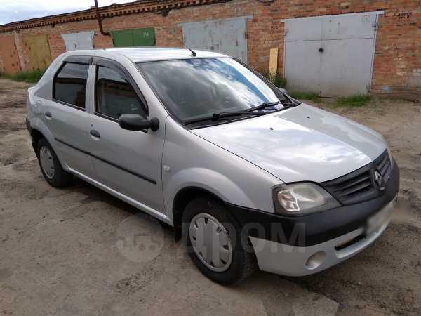 Renault Logan, 2008 год, 167 000 руб.