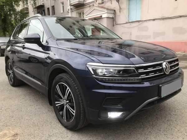Volkswagen Tiguan, 2017 год, 2 300 000 руб.