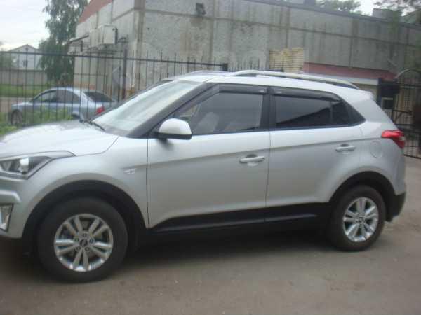 Hyundai Creta, 2018 год, 1 250 000 руб.