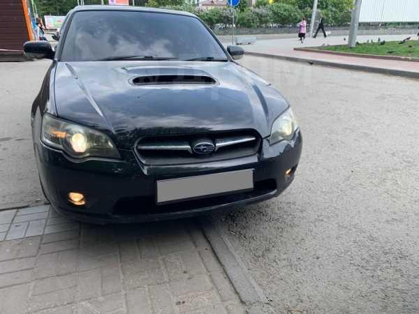 Subaru Legacy B4, 2006 год, 631 000 руб.