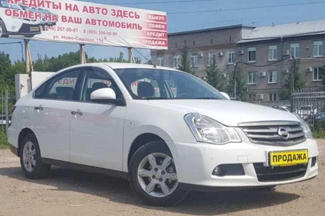 Nissan Almera, 2016 год, 469 000 руб.