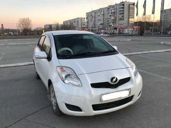 Toyota Vitz, 2009 год, 460 000 руб.