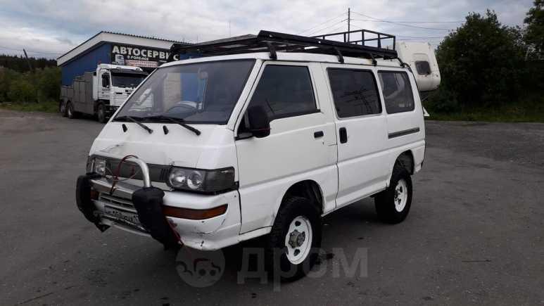 Mitsubishi Delica, 1992 год, 200 000 руб.