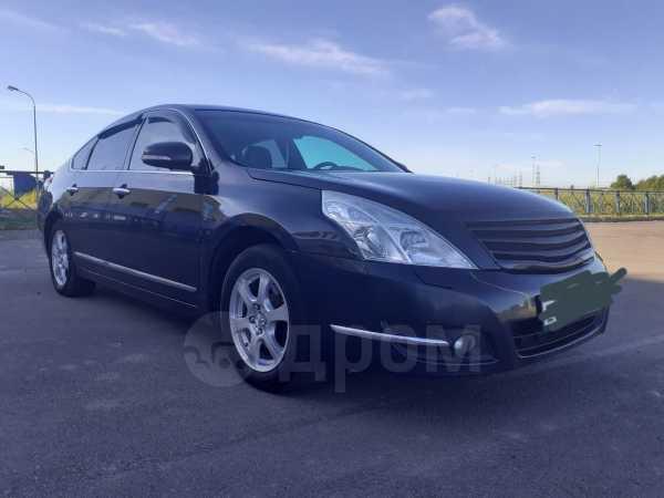 Nissan Teana, 2010 год, 457 000 руб.