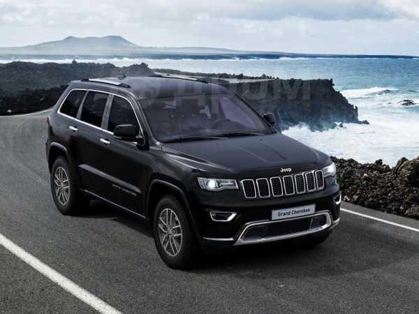 Jeep Grand Cherokee, 2019 год, 3 740 000 руб.