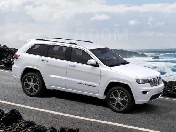 Jeep Grand Cherokee, 2019 год, 4 505 000 руб.